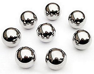 Carbide ball
